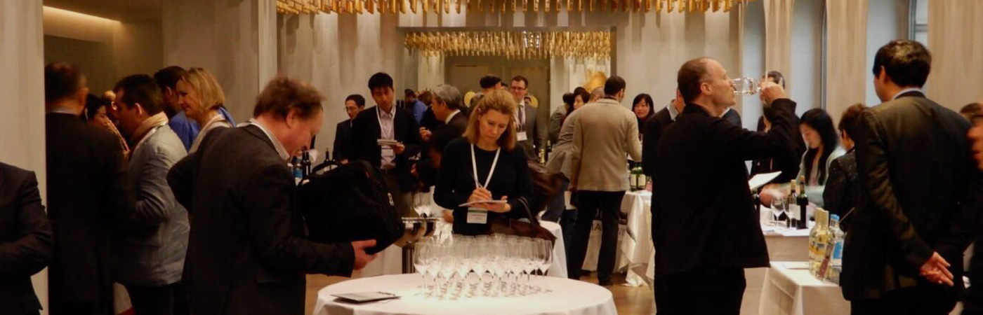 KOJ ANNUAL TRADE TASTING 2015 LONDON 04.February.2015 at Westbury Hotel